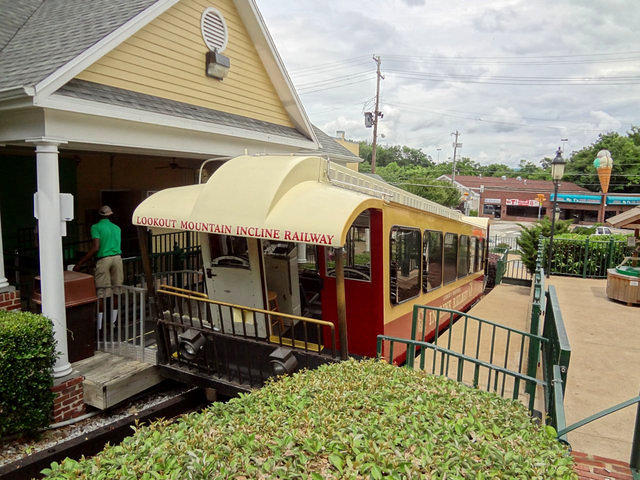 The Incline railway