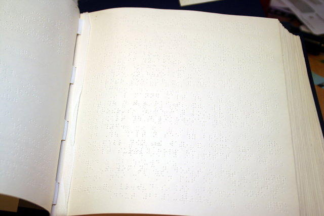 Braille bible