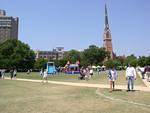 The Farmer's Market at Marion Square