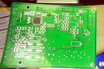 CC1 circuit board (back)